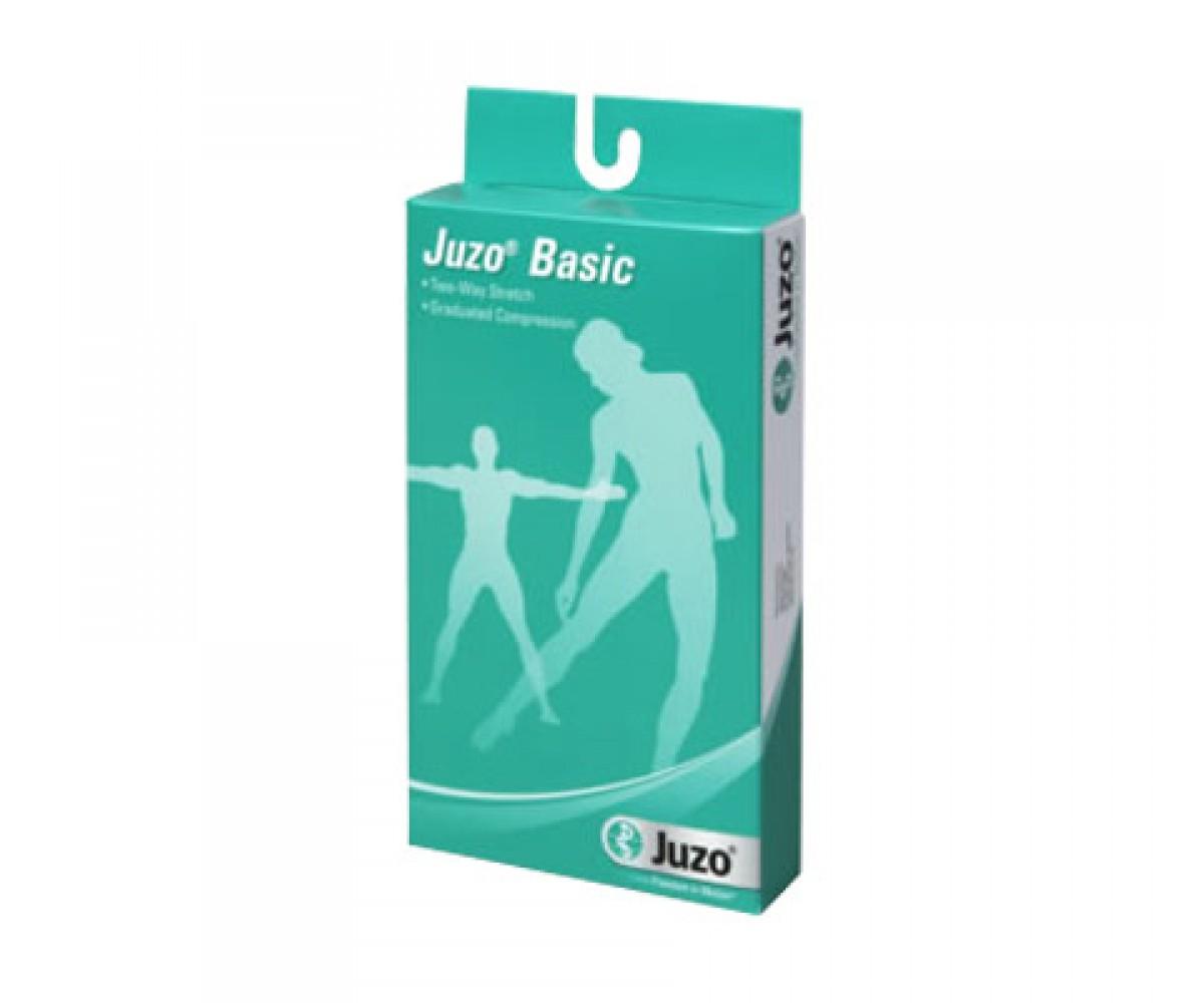 Juzo Basic Pantyhose 30 40 Mmhg, Black - III Regular
