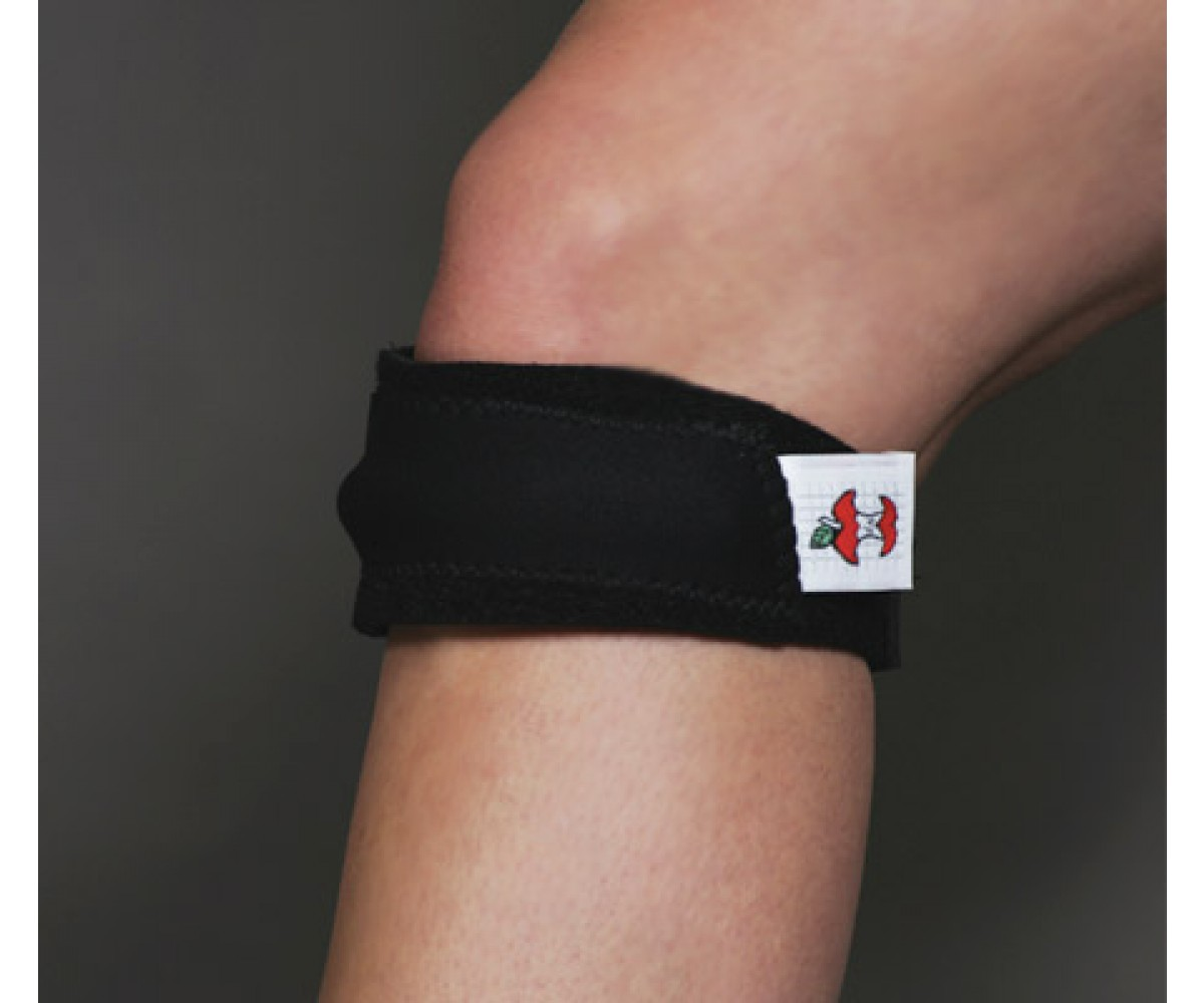 Patella Strap, Black - Large/Extra Large