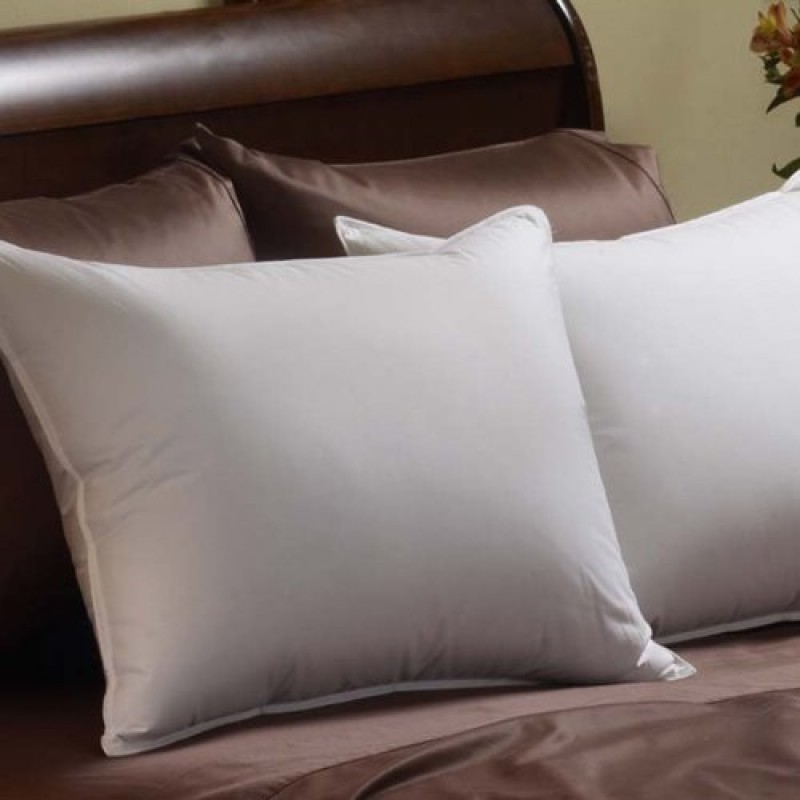 Bed Pillows Are Our Business. Since Pacific Coast® has been making bed pillows. Whether it is supportive yet cushioning down and feather, plush and soft down, or resilient all feather Pacific Coast® has the right bed pillow for you. Soft and fluffy, our down gives that extra bit of luxury to your bed pillow.