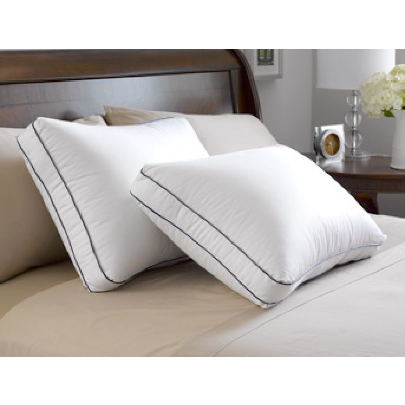 pacific coast luxury white goose down pillow. Black Bedroom Furniture Sets. Home Design Ideas