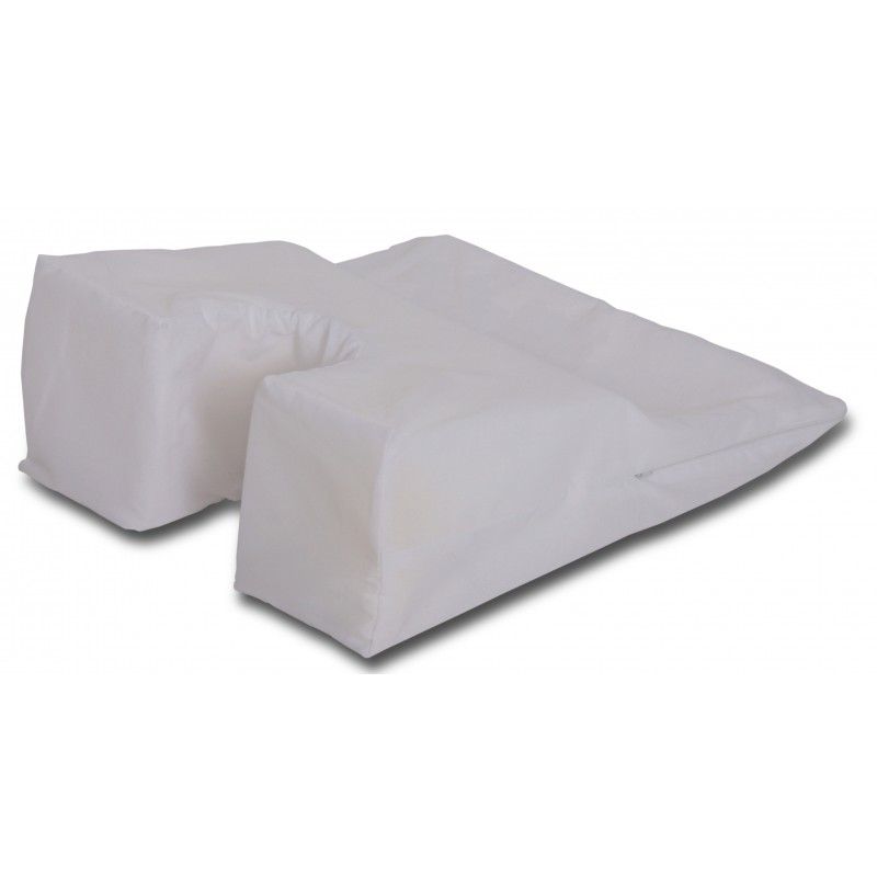 Stomach sleeping face down pillow small size 17 x 14 for Best down pillows for stomach sleepers