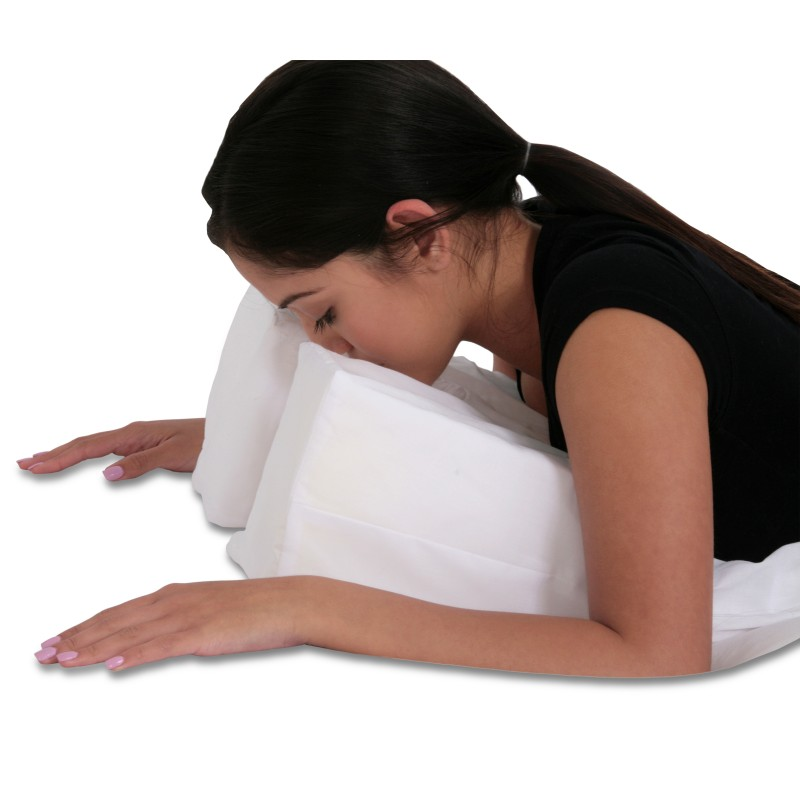 Stomach Sleeper Face Down Pillow Two Sizes