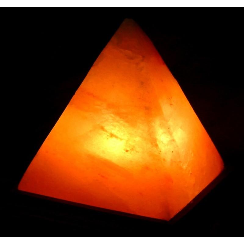 Natural Salt Lamp Oil Burning T 20 Pound Large On Onyx
