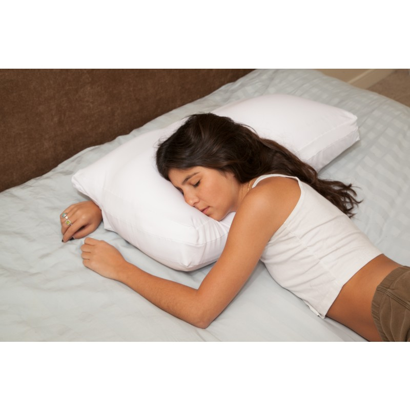 Better Sleep Cloud Microbead Pillow Large Patented Arm
