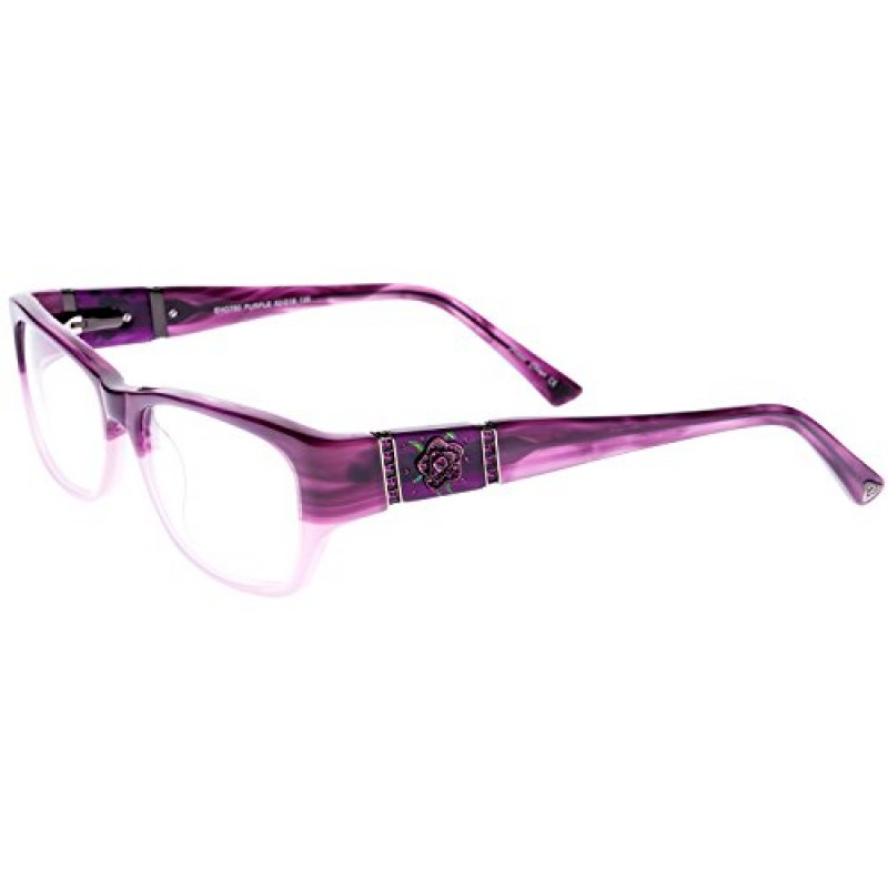 bacc40a3f93 Purple Women s Prescription Eyeglasses