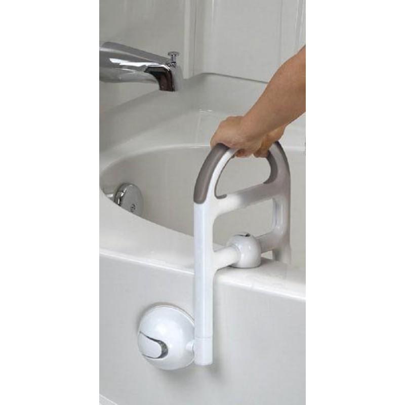 bath assist rail for child safety. Black Bedroom Furniture Sets. Home Design Ideas