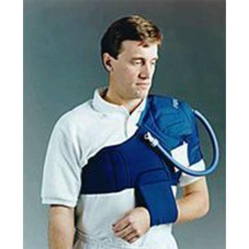 aircast cryo cuff shoulder instructions