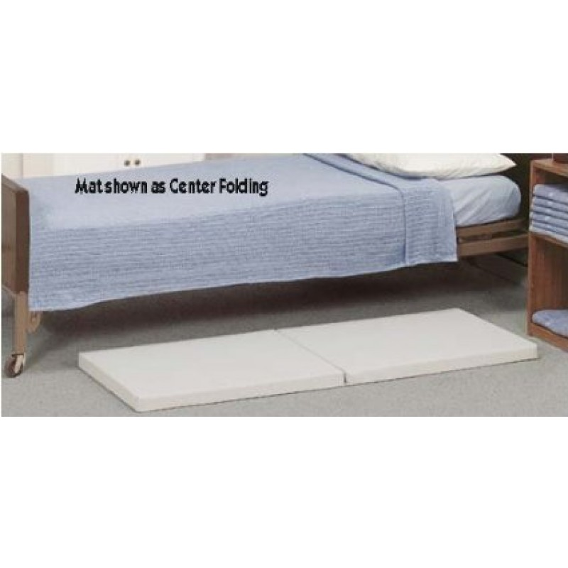 Bedside Soft Fall Mat 4x36x68 One Piece