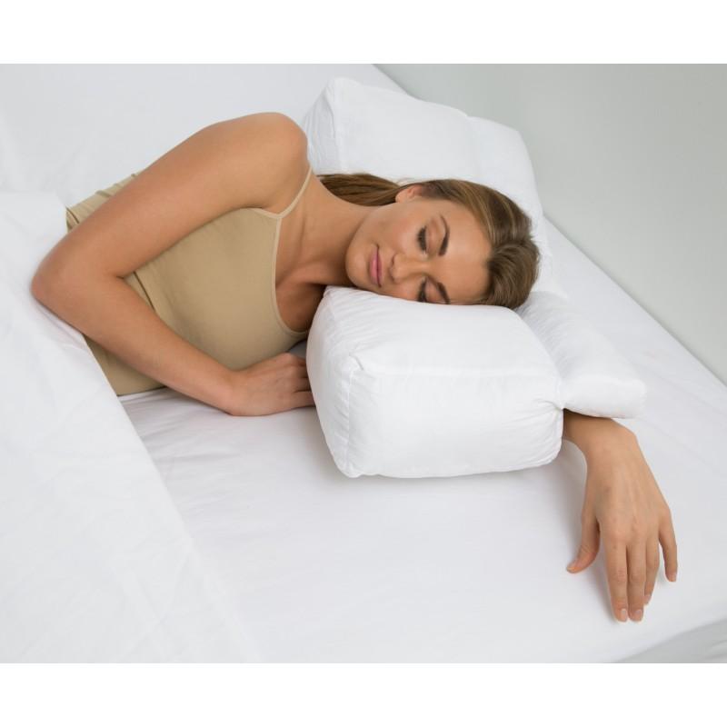 Better Sleep Pillow Gel Fiber Pillow