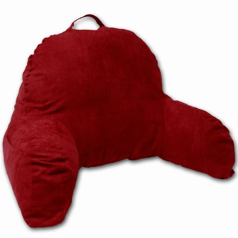 sc 1 st  Deluxe Comfort & Microsuede Bedrest Pillow - Best Bed Rest Pillows in 10 Different Colors