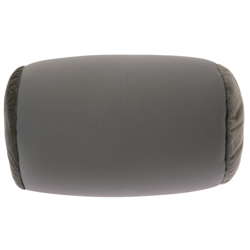 Microbead Pillow Neck Roll Bolster Pillows - Squishy Mooshi Beads Offer Comfort & Support