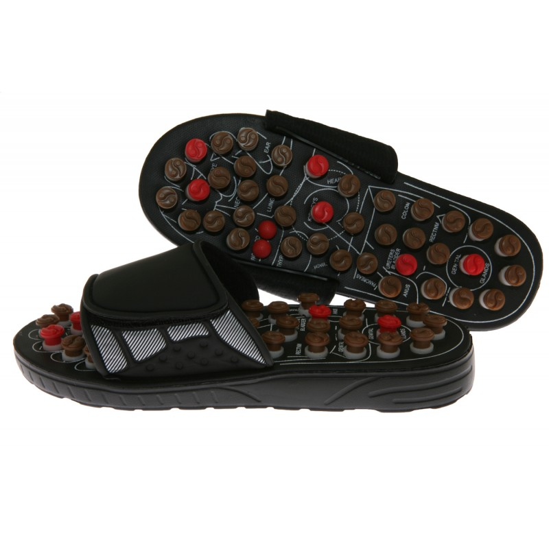 Reflexology Sandals Acupuncture Slippers Foot Massage