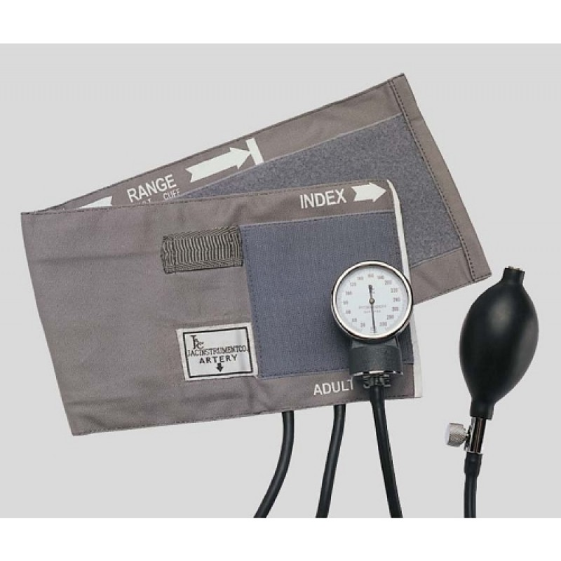deluxe aneroid sphygmomanometer how to set up