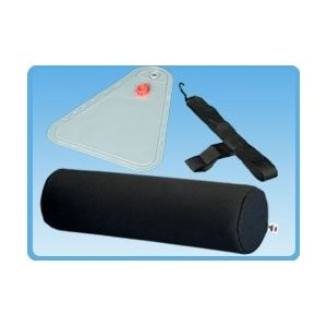 Foam Roll Traction System With Adjustable Weight Bag