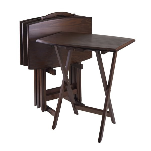 Winsome Wood 94517 Oversize Piece Tray Table