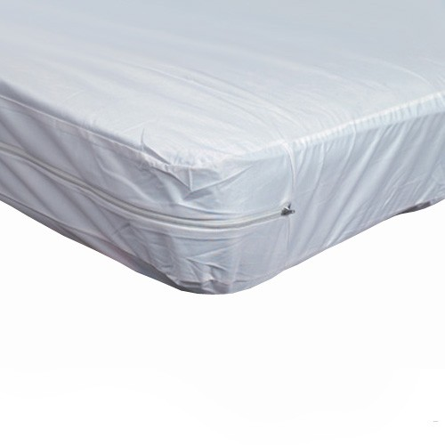 plastic bed covers zippered plastic mattress protector for home beds 10671