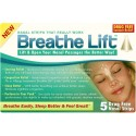 Nasal Strips - Breathe Lift - New Nose Strips Product - 5 Pack - White