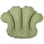 Terry Bath Pillow - Celery