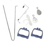 Exerciser Pulley Set - Exercise Equipment Arm, Door Exercise Equipment