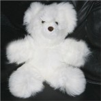 Collectible Alpaca Fur Teddy Bear - A Unique Gift For Your Love One