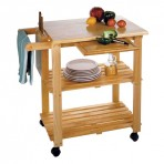 Winsome Wood 89933 Kitchen Cart