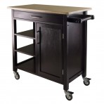 Winsome Wood 92534 Mali Kitchen Cart
