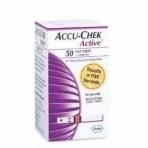 Accu-Chek Active Strips Bx/50