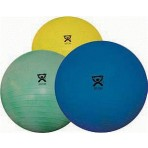 Cando Deluxe ABS Inflatable Ball 45cm (17.7 ) Yellow