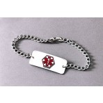 Diabetic ID Bracelet-Carded