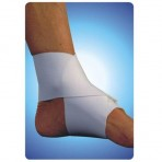 Figure 8 Ankle Wrap, Large, White