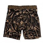 Mayan Gold Fitted Boxers