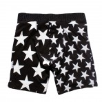 Patriot Black Fitted Boxers