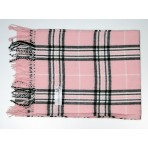 Cashmere Feel Plaid Scarves(New England Plaid)