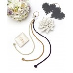 Ceremony Unity Wedding Knot KIT - Unity Knot - God, Bride & Groom- Includes: (Silver, White , Brown) Thick Silk Ropes with Gold Ring, Ribbon and Euro Jewelry Pendent , Pastor Ceremonial Passages 3 Options, Guest Display Information Card,Tie String and