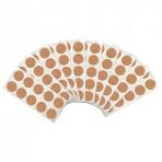 Thera-Dot Adhesive Plasters -Flexible Fabric, 23mm diameter - 500-Pack