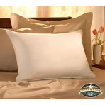 Egyptian Cotton Pillow- Medium Density (sold Individually)