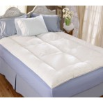 Restful Nights Down Alternative Fiber Bed