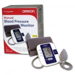 Manual Digital Blood Pressure Monitor With Large Cuff