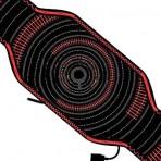 Qfiber Body Wrap - Portable Usb Powered Heat Wrap