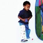 Knee Immobilizer Snoopy Pediatric