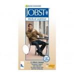 Jobst for Men 30 40 mmHg Extra Firm Casual Knee High Support Socks Khaki