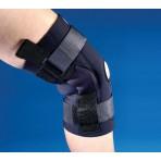 Deluxe Neoprene Knee Support, Black - Extra Large