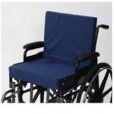 "Wheelchair Cushion With Back 2"" Seat - 16"" X 18"" X 2"""