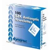 BZK Towelettes Bx/100