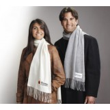 100% Pure Cashmere Scarf With Gift Box