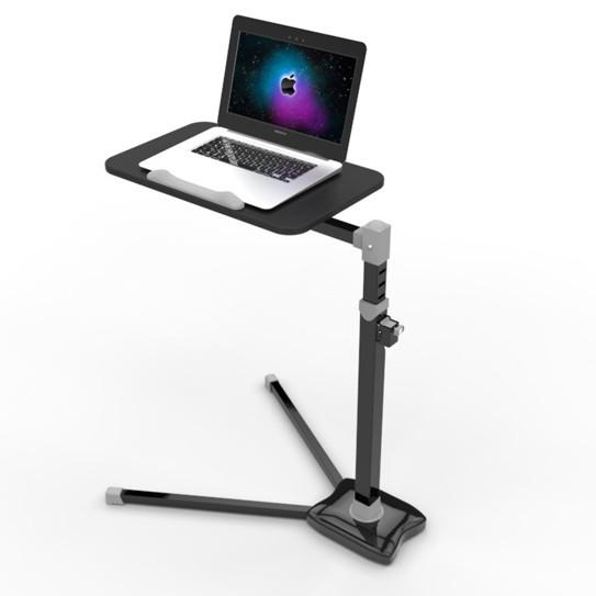 Laptop Stand Computer Desk Adjustable Height V Shape