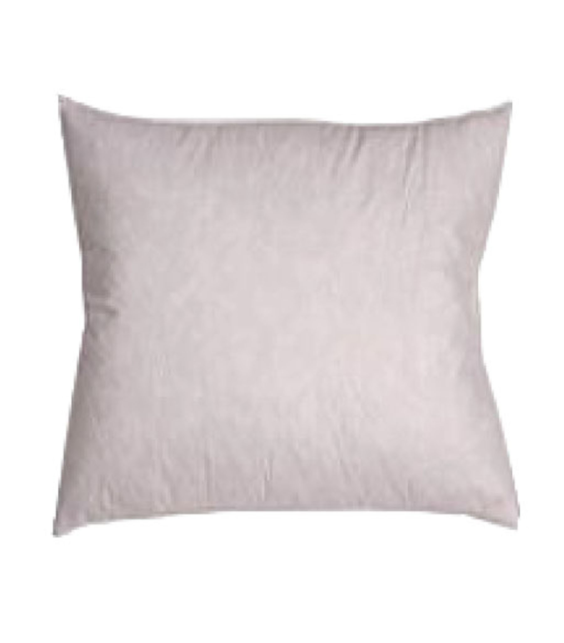 Cotton Covered Square Pillow Insert